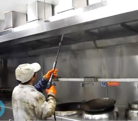 溧阳商用厨房清洗