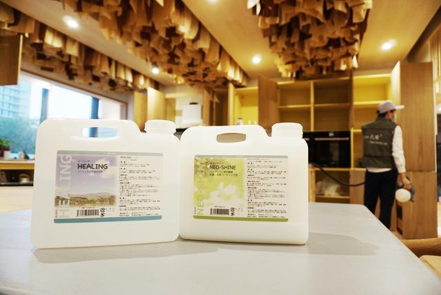 烟台除甲醛-专业的除甲醛公司当属烟台凡斯环保