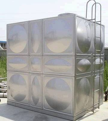 哈爾濱水處理設備廠家 哈爾濱不銹鋼水箱-哈爾濱譽新工程