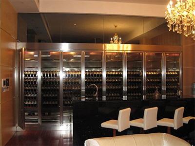 常州不锈钢书柜-具有口碑的书柜酒柜是由上海艺祥不锈钢提供