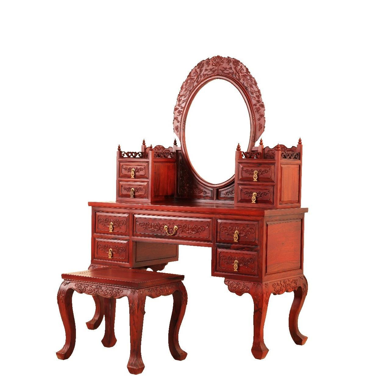 實木櫥柜供應商|供應精誠木業特色的梳妝柜