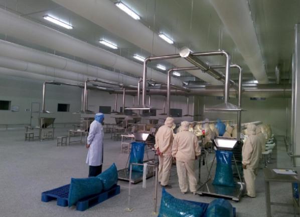 辽宁除尘净化工程-凯特莱环保设备供应高质量的食品粉尘除尘净化设备