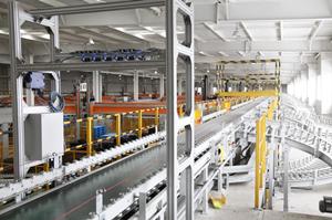 立体仓库-想买耐用的自动化立体仓库就来华晟智能装备