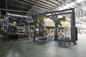 自动化立体仓库定制|青岛哪里有性能好的自动化立体仓库