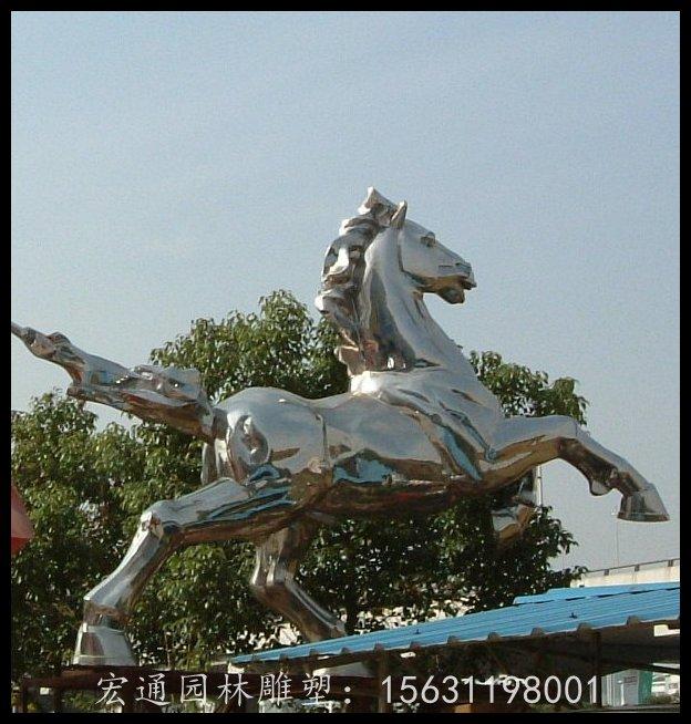 奔馬廣場動物雕塑廠家