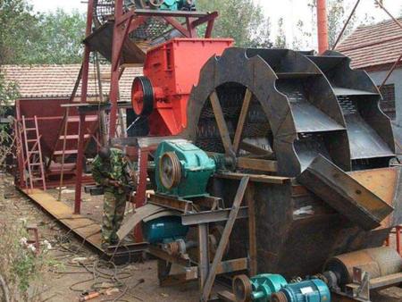制沙机械厂-大量供应热卖的制沙机械
