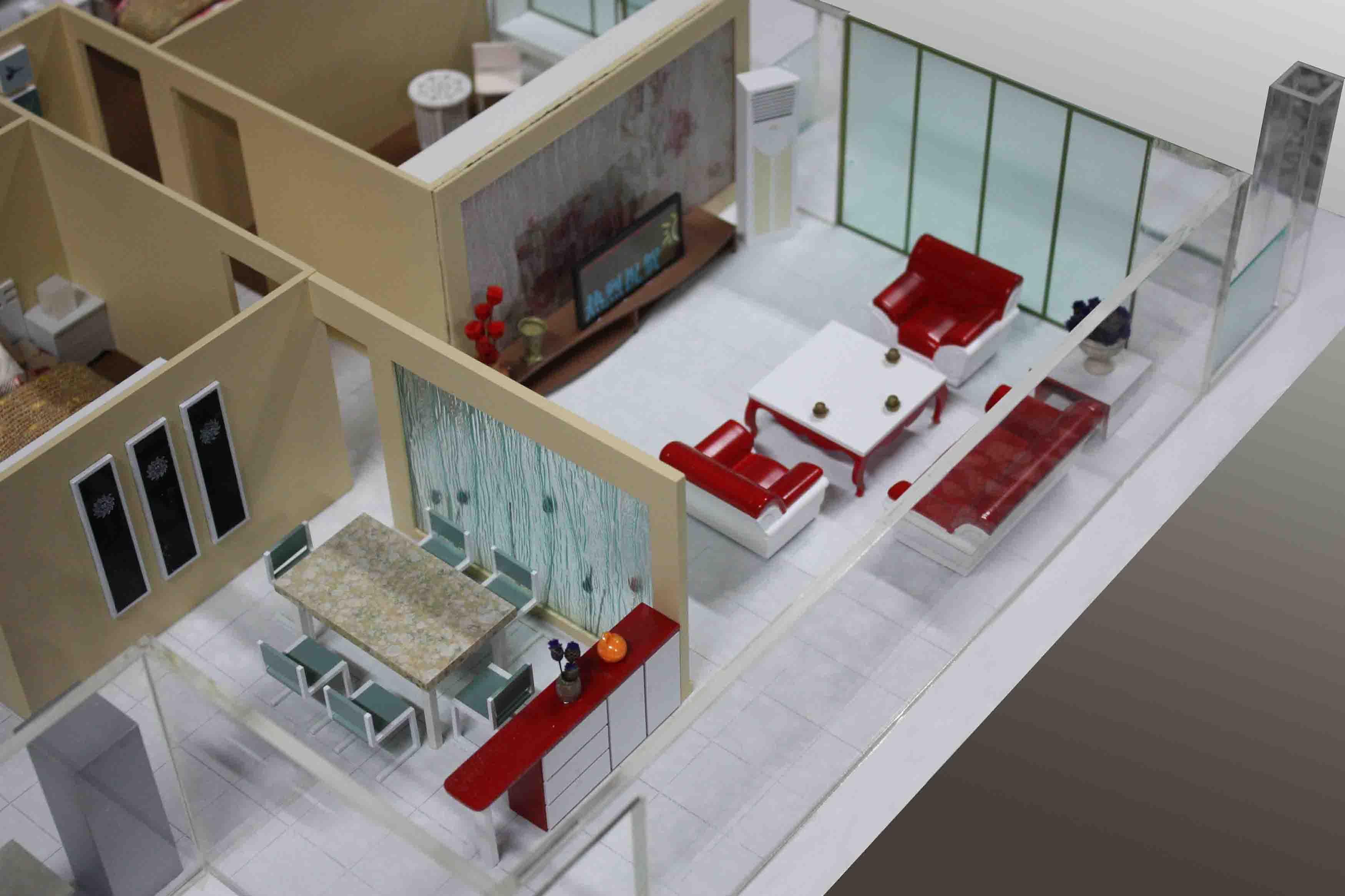 钦州建筑模型制作,建筑模型设计