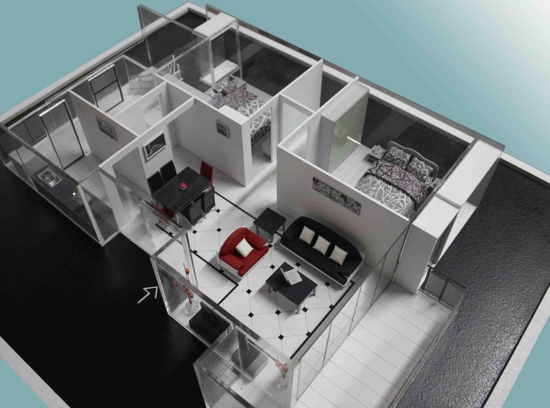 广西建筑模型-建筑模型要上哪做