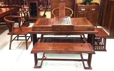 廈門紅木茶桌