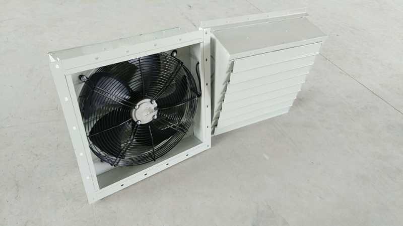 河北XBDZ方形壁式轴流风机价格方形壁式轴流风机优选通昊空调