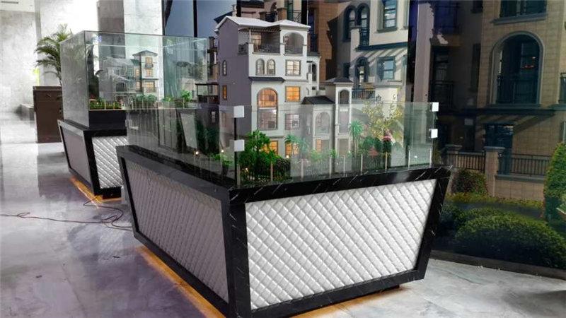 专业制作别墅模型,南宁建筑模型公司