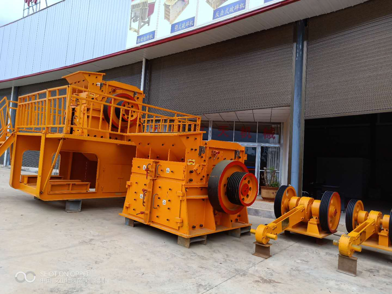 批售制砂机-专业的高产量一次成型制砂机供应商