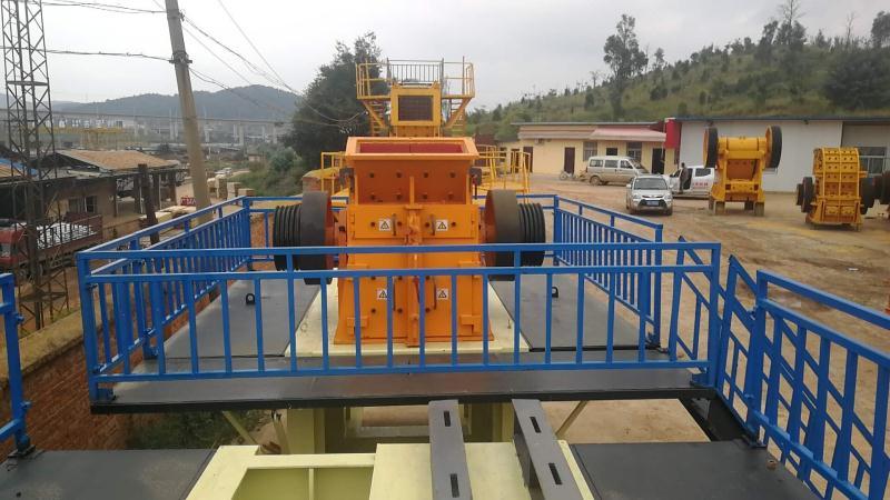 制砂机代理-云南中天矿山机械高质量的高产量一次成型制砂机