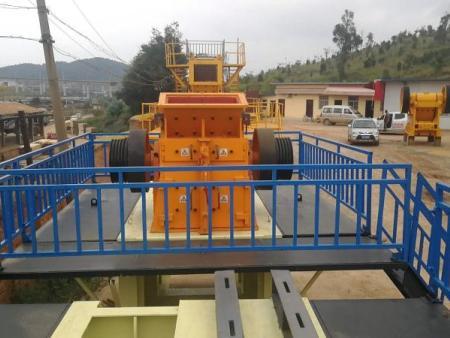批发制砂机|选购质量好的高产量一次成型制砂机就选云南中天矿山机械