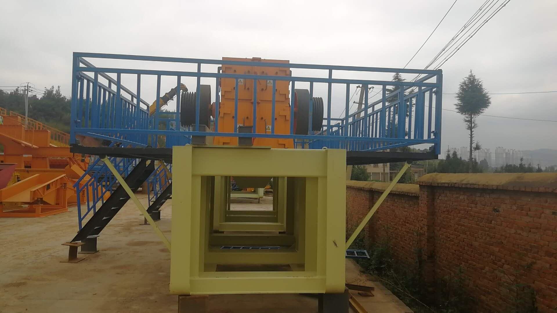 制砂机公司|选购耐用的高产量一次成型制砂机就选云南中天矿山机械