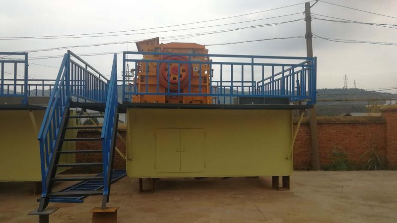 制砂机价位-专业可靠的高产量一次成型制砂机,云南中天矿山机械倾力推荐