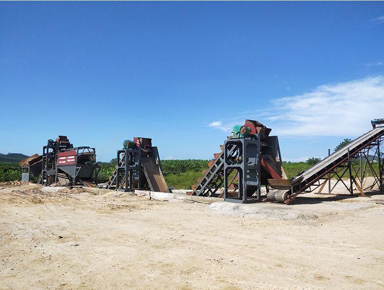 山东哪里有筛沙水洗设备,筛沙水洗设备生产厂家-禄康机械