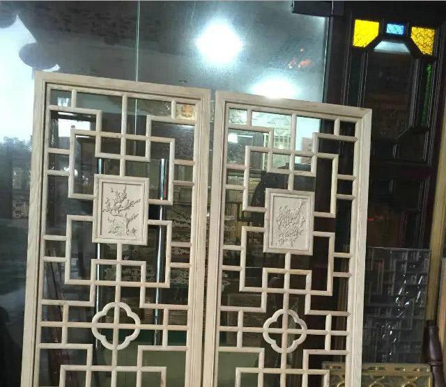 广州木雕屏风花格供应厂商/木雕屏风隔断/新东阳木雕