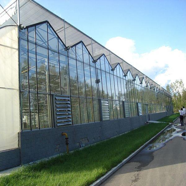 新型玻璃温室大棚工程-称心的玻璃温室的大棚推荐