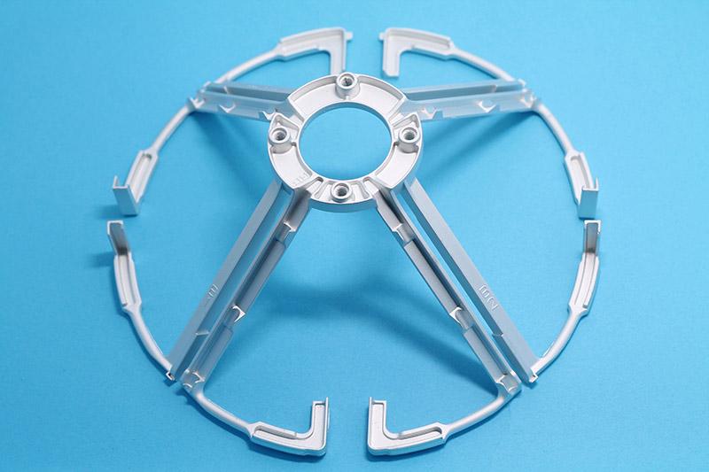 天線互聯網鋁合金5G天線振子加工_柏菲特金屬制品生產制造廠家
