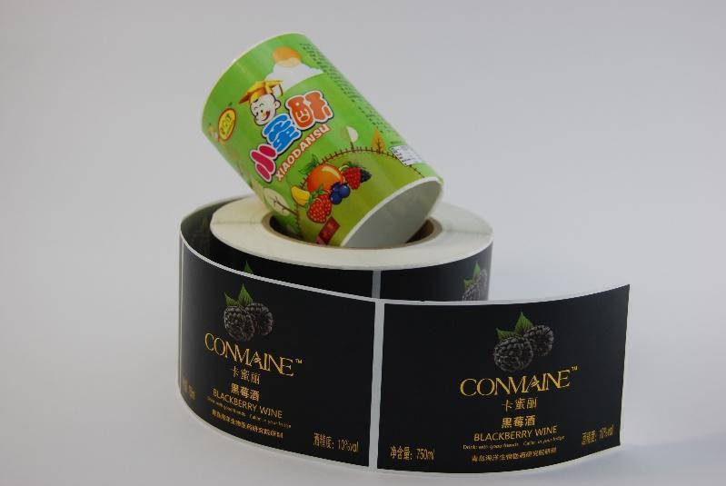 卷筒不干胶印刷价格-受欢迎的卷装不干胶印刷就在日昇