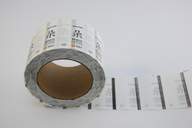 卷装标签价格-周到的卷装不干胶印刷就在日昇