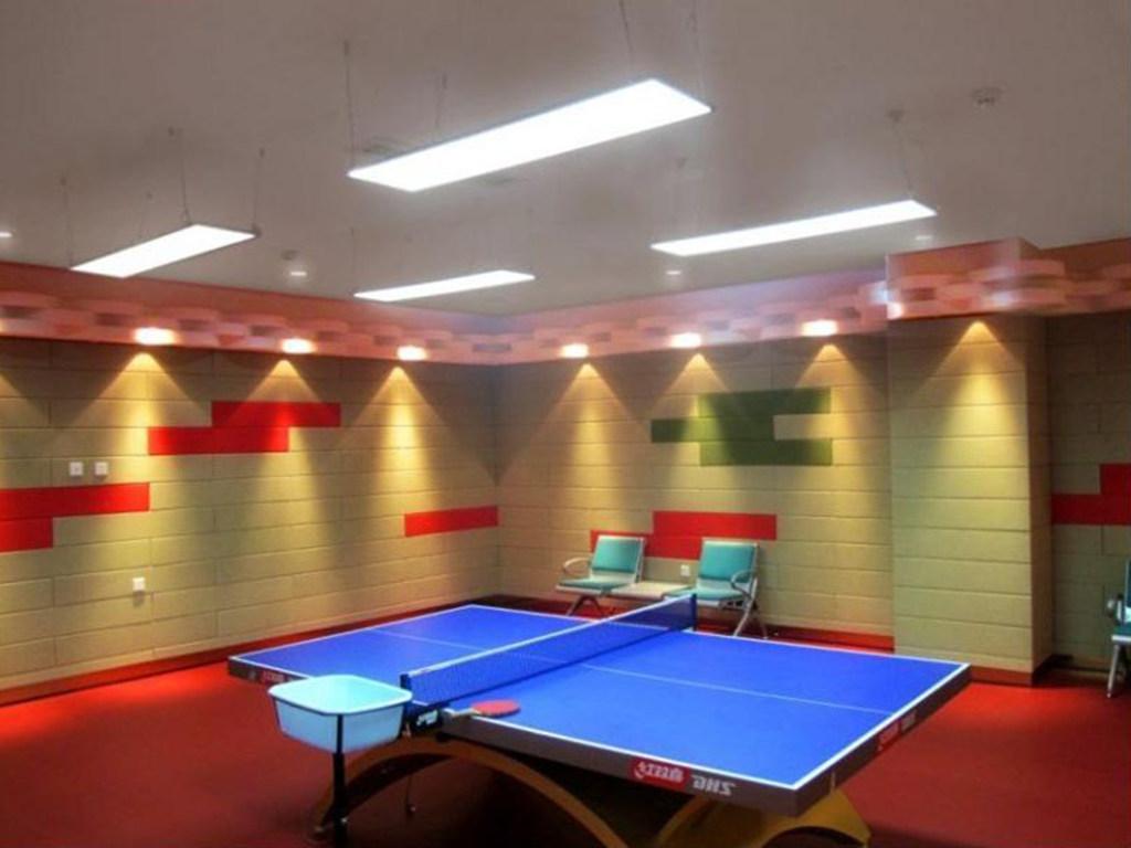 乒乓球台照明灯具