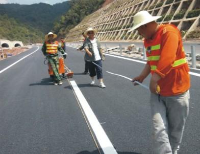莆田交通标线-福建路安捷建设供应高质量的马路标线