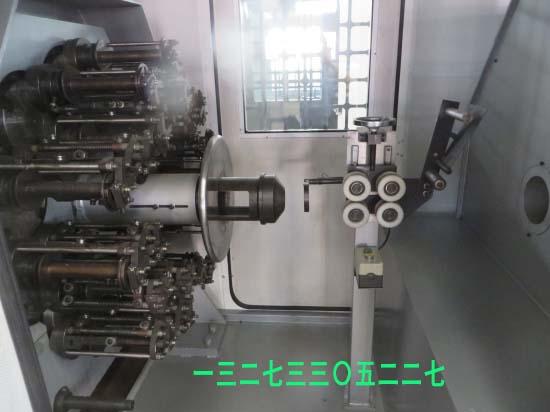 高速编织机参数设计/