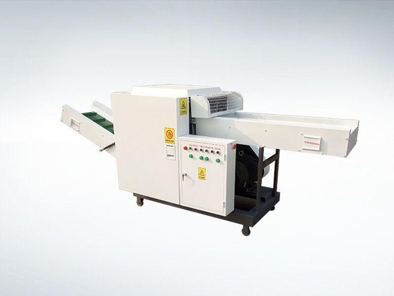 山东青州伟邦机械有限公司-涤纶TH纤维剪切机/氨纶纤维粉碎机