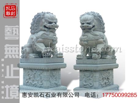 吉象石雕-技艺精巧的石雕动物推荐