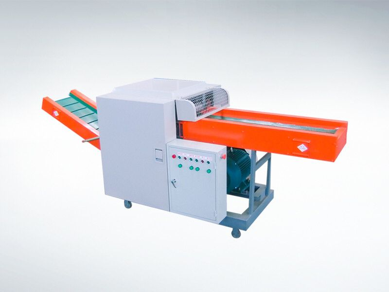 牛皮切碎机*玻璃网格剪切机*无纺布切条机-山东青州伟邦机械销