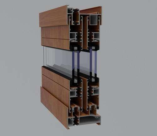 临朐门窗型材-山东耐用的隔热断桥型材供应