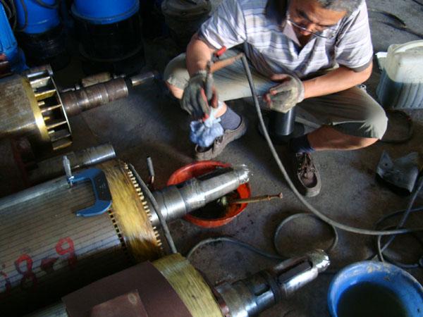 宁夏大型高低压电机维修-品质-诚信-新科电机变频器维修中心