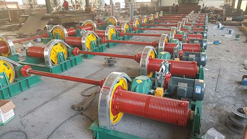 螺杆启闭机 螺杆启闭机厂家 25吨手摇启闭机启闭机龙港水工