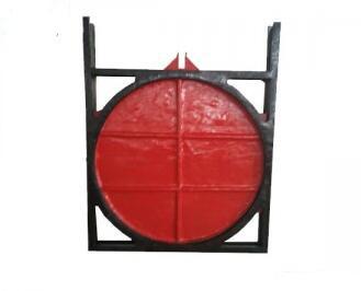 手轮式铸铁闸门-龙港水工铸铁闸门报价