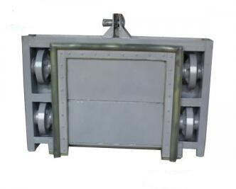 钢制闸门型号