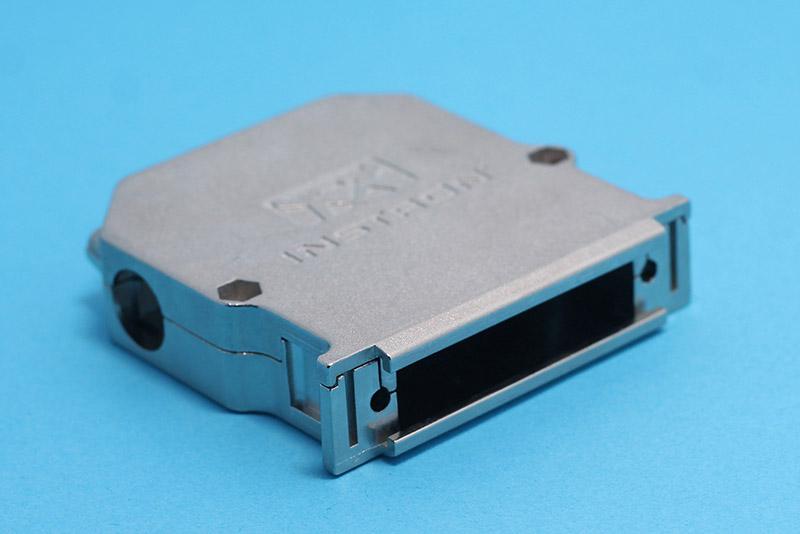 广州锌合金智能锁具配件-指纹密码锁具外壳定制加工