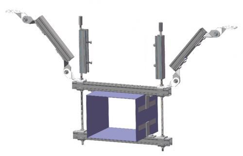 和田抗震桥架支架安装-新疆抗震支架专业厂家