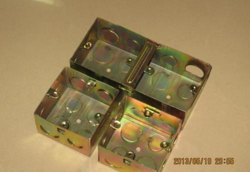 阿勒泰金属接线盒-新建控金属制品公司专业供应