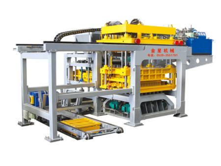上海砌块生产线|金星机械供应报价合理的免托板全自动砌块生产线