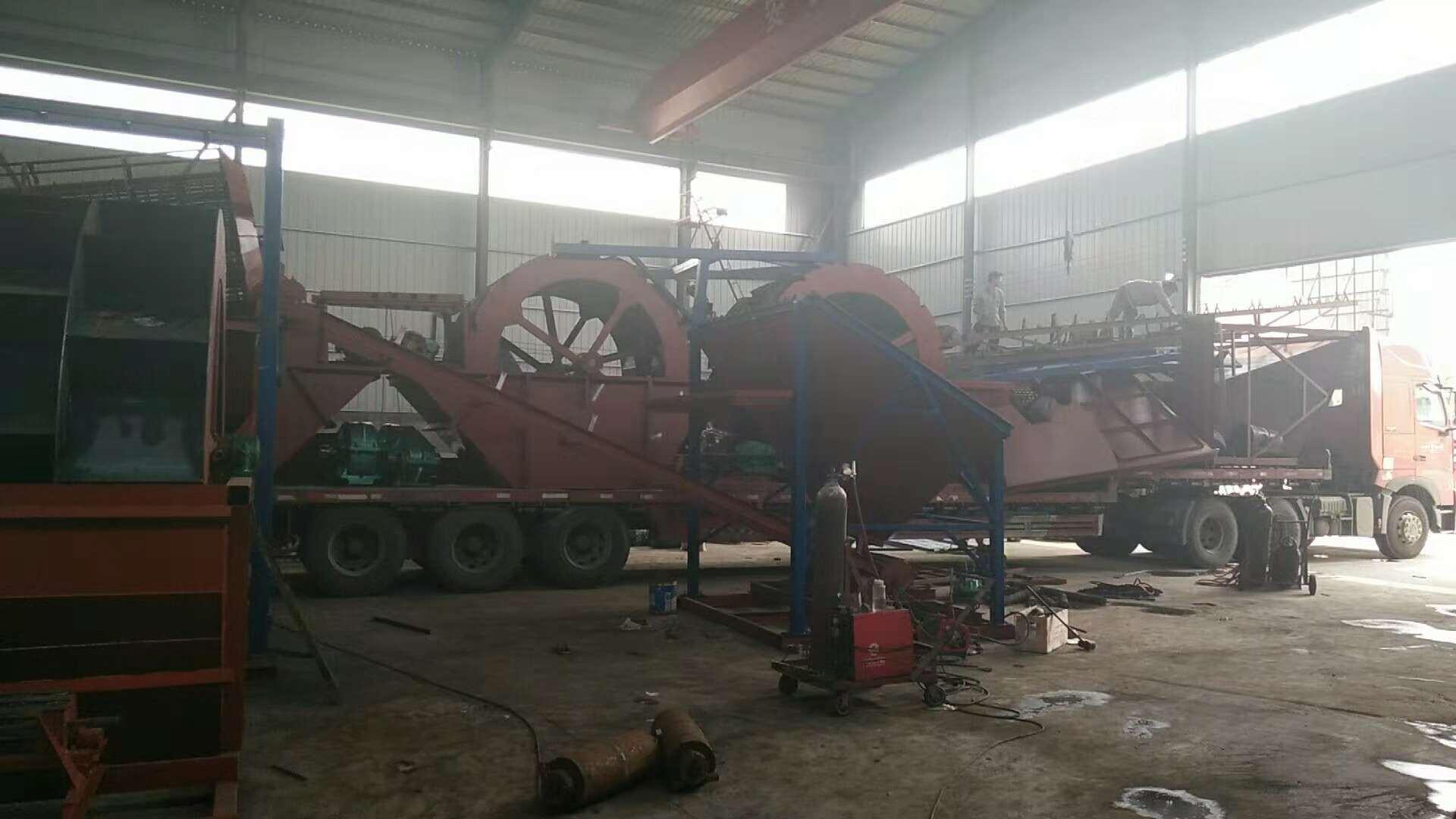 移动破碎制砂设备价格 规模大的制沙机厂商推荐