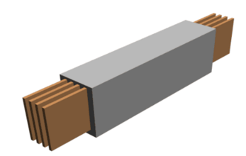 全模澆鑄中壓銅匯流排-鎮江價格合理的全模澆鑄式匯流排