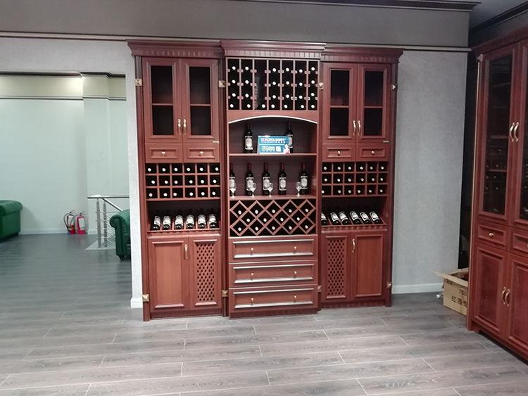 海南全鋁酒柜廠商-信譽好的家具定制推薦