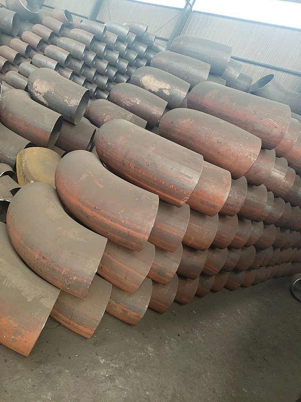 厂家直销国标DN100DN125DN150碳钢弯头保材质保质