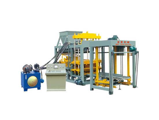 湖北制砖机|金星机械_信誉好的砖机提供商