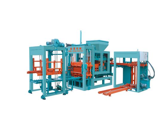 淮南制砖机设备-金星机械新品砖机出售