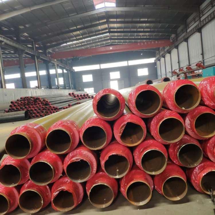 河北新盛保温钢管厂现货批发