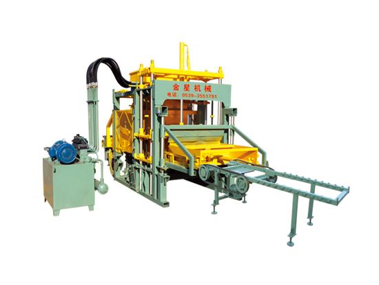 黄冈水泥砖机-超值的水泥砖机金星机械供应