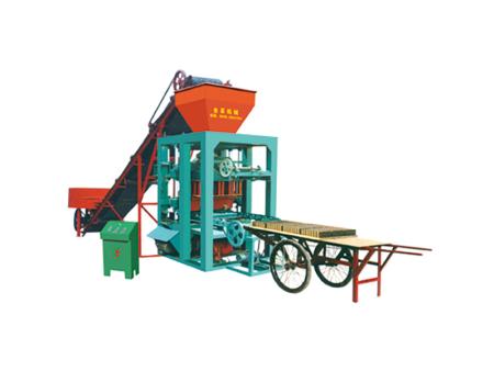 安徽保温砌块成型机-金星机械提供好用的砌块成型机